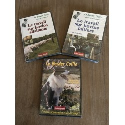 Lot de 3 DVD