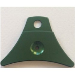 Sifflet A1 vert