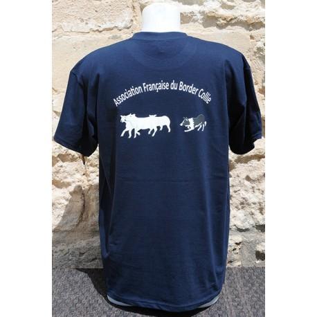 T-shirt Floqué